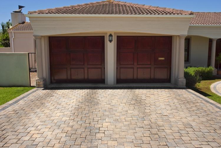 aménagement d'un double garage
