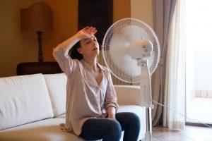 effets du ventilateur