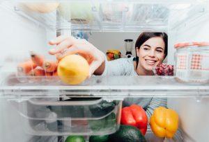 ranger le frigo